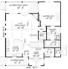 country style house plan 3 beds 2 50 baths 1814 sq ft plan 932 2