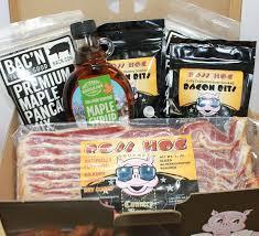 bacon gift basket makin bacon pancakes bundle baconfreak