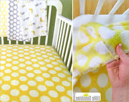 Sheets For Mini Crib Baby Cribs Sublime Yellow Crib Sheets Yellow Crib Sheets