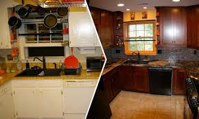 Kitchen Remodel Before And After by Bachelor Kitchen Remodel Kitchen Remodeling Idea Gallery