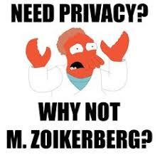 Zoidberg Meme - zuckerberg zoidberg meme mashup poking fun of the eu on fb s
