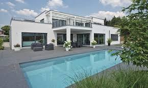 bauhaus home weberhaus large contemporary bauhaus style prefabricated villa