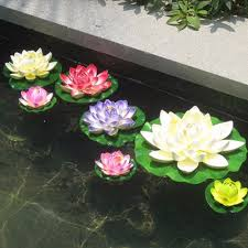 online buy wholesale plastic water lilies from china plastic water