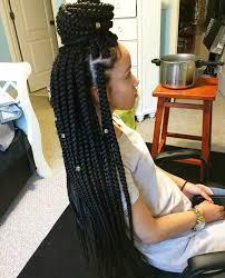 jumbo braids hairstyles jumbo box braids amazing long term protective style page 19