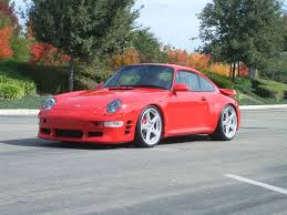 porsche ruf ruf 993 turbo r body kit pics 6speedonline porsche forum and