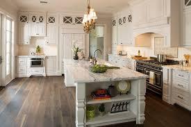 houston espresso hardwood floors kitchen traditional with side