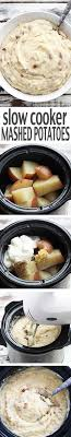 20 crock pot thanksgiving recipes thanksgiving mashed potatoes