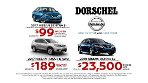 nissan rogue for lease it u0027s march madness at dorschel nissan youtube