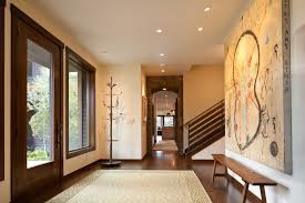 recessed baseboards baseboards modern entry contemporary with entry bench entry bench