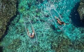 clear kayak kayaking will be even more fun with these transparent kayaks