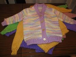 sweater machine diana natters on about machine knitting baby sweater sles