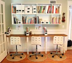 Ikea Office Designer Furniture Home Office Design With Rustic Office Desk And White