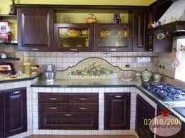 kitchens style in ancient sicily apparent masonry model