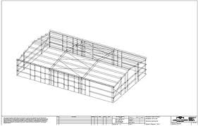 Metal Building Floor Plans California Metal Building Contractors