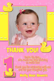 rubber ducky you u0027re the one first 1st birthday thank you c u2026 flickr