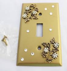 Shabby Chic Switch Plate by 143 Best Vintage Light Switch Covers Images On Pinterest Light