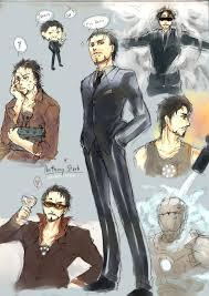 Tony Stark For Tony Stark Being An Is An Artform By Nebezial On Deviantart