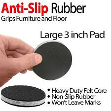 Hardwood Floor Furniture Grippers by Sliptogrip