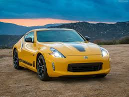 nissan 370z nissan 370z coupe heritage edition 2018 pictures information