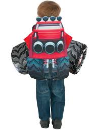 grave digger costume monster truck blaze u0026 the monster machines toddler blaze costume cartoon