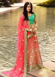 punjabi lehenga choli for brides buy online pink bridal lehenga choli