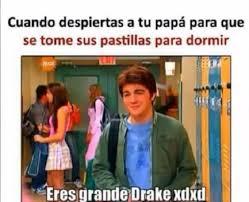 Memes De Drake - tranquilo viejo drake bell recrea su meme en español en una