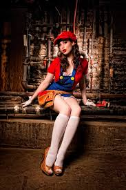 mario brothers halloween costumes 29 male characters replaced by women cosplay cosplay girls and