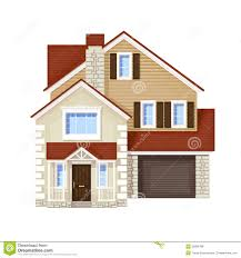 single family house royalty free stock photos image 32668788
