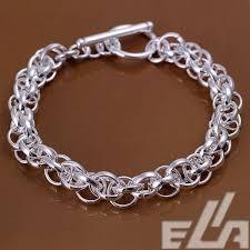 silver bracelet designs images Buy silver bracelet designs for men and get free shipping on jpg