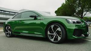finally 2018 audi rs 5 review youtube