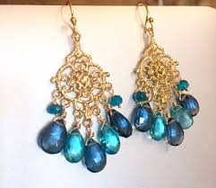 blue chandelier earrings mumbai garnet chandelier earrings by sueanne shirzay sueanne