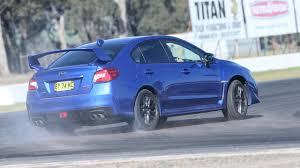 subaru wrx sti 2016 long term test review by car magazine subaru wrx sti track test youtube