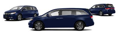 2017 honda odyssey touring elite 4dr mini van research groovecar