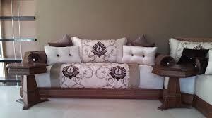 tissu pour canapé marocain salon marocain moderne collection et tissu pour salon marocain