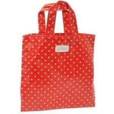 purse gift bags cooper spotty polka dot small pvc handbag purse gift bag