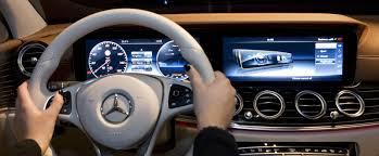 Mercedes Benz Interior Colors 2017 Mercedes Benz E Class Design Preview Gtspirit