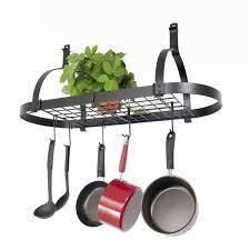 best kitchen pot u0026 pan hanger racks reviews findthetop10 com