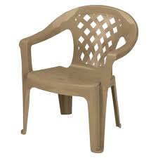 Outdoor Furniture Plastic Chairs by Us Leisure Big And Tall Mushroom Patio Lounge Chair 232979 The