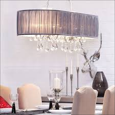 Size Of Chandelier For Dining Table Dining Room Magnificent Round Dining Room Chandeliers Simple