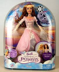 amazon barbie magic pegasus brietta doll toys u0026 games