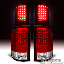 2014 ram 1500 tail lights 2009 2018 dodge ram 1500 2500 3500 red clear led tail lights signal