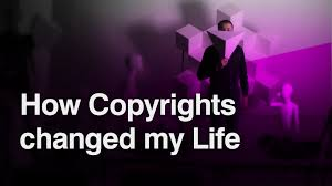 how copyrights changed my life lime art group blog vj video blog