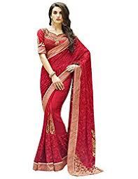 sari mariage mariage pakistanais designer saree parti ethnique indienne porter