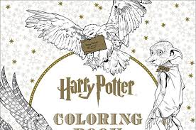 u0027s harry potter coloring book