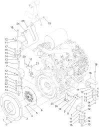 toro parts u2013 groundsmaster 4100 rotary mower