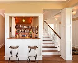 basement wet bar under stairs and under stairs wet bar instead of