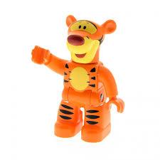 si e auto winnie 1 x lego brick duplo figure winnie the pooh tigger lego ville