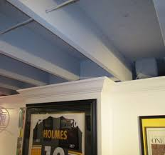 diy basement remodeling ideas how to hang curtains in unfinished