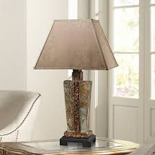 Uttermost Lamps On Sale Uttermost Slate U0026 Copper Indoor Outdoor Table Lamp R5771