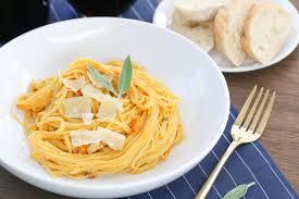 cuisiner une butternut butternut squash and pasta